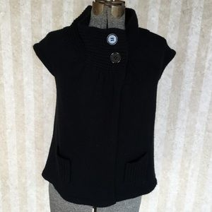 Grand Cap Sleeve Cardigan